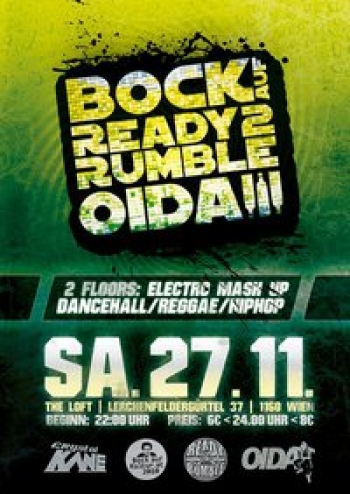 Flyer - Bock auf Ready2Rumble - 2010
