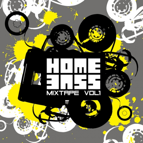 Homebass Vol. 1 - Cover - Front