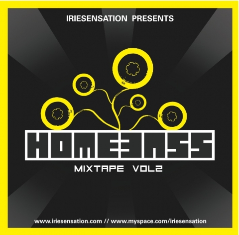 Homebass Vol. 2 - Cover - Front