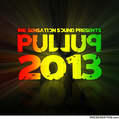 Pull Up 2013 - Cover - Front