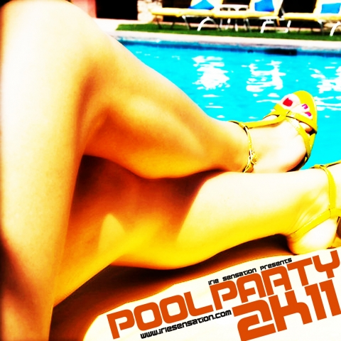 Pool Party 2011 - Cover - Front