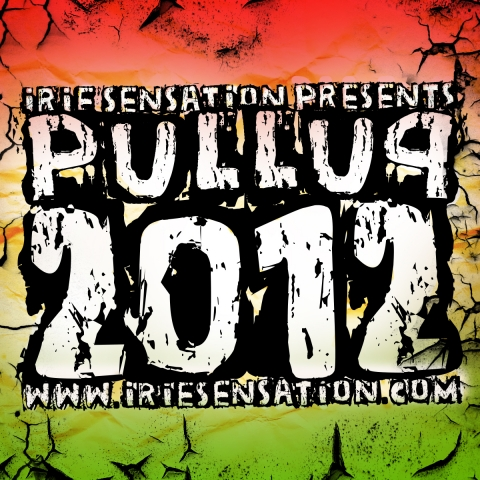 Pull Up 2012 - Cover - Front