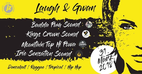 News: Laugh & Gwan Round #1 - mek it a date