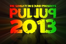 Pull Up 2013 - Mix - Cover - Front